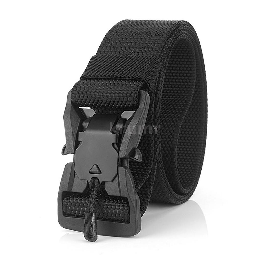 "Patrol Security Guard Doorman 3 Point QR Quick Release 50mm 2/"" Belt Strap Buckle"